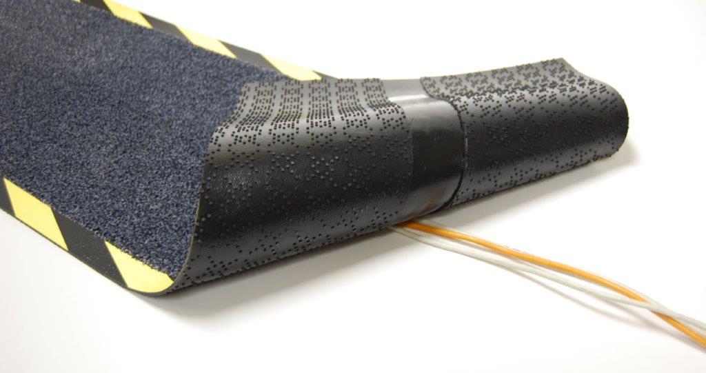 Profile Carpet Top Cable Mat